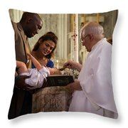 The Place Beyond The Pines Throw Pillow