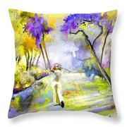 The Players Championship 2010 Throw Pillow