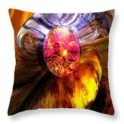 The Pleasure Palace Throw Pillow