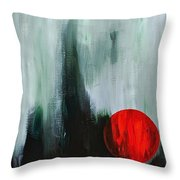 The Point Is Throw Pillow