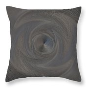 The Point Within Throw Pillow by Tim Allen