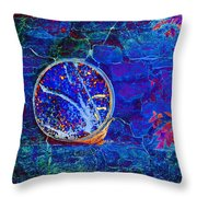 The Portal Throw Pillow