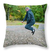 The Potter Effect Throw Pillow