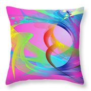 The Power And Positive Energy, 26 Throw Pillow