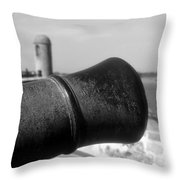 The Power Of Empire Throw Pillow