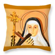 The Prayers Of The Righteous 2 Throw Pillow