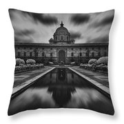 The President's Palace Throw Pillow