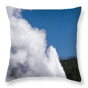 The Pressure Throw Pillow