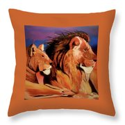 The Pride  Throw Pillow