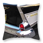 The Prince Of Bel Air Throw Pillow