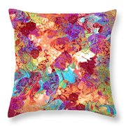 The Princess Dream Throw Pillow