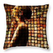The Process Of Thought Throw Pillow