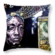 The Promise Keeper Throw Pillow