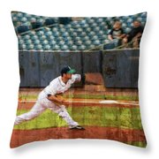 The Puitch Throw Pillow