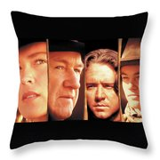The Quick And The Dead Throw Pillow