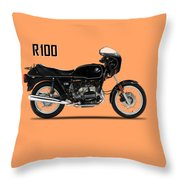 The R100 1984 Throw Pillow