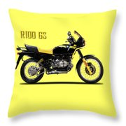 The R100gs 1991 Throw Pillow
