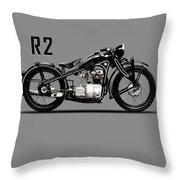 The R2 1931 Throw Pillow