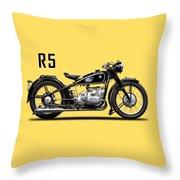 The R5 1936 Throw Pillow
