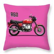 The R60 1978 Throw Pillow