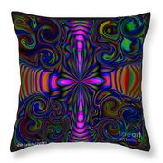 The Rainbow Spirit Throw Pillow