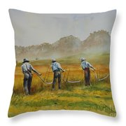 The Reapers Throw Pillow