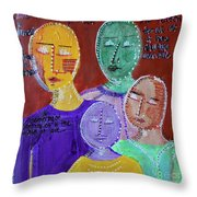 The Reason Always Was Love Throw Pillow