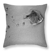 The Relief Throw Pillow