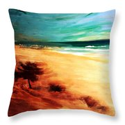 The Remaining Pine Throw Pillow