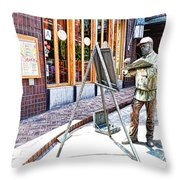The Right Light 2 Throw Pillow