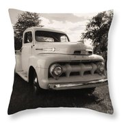 The Rizzo Effect Take Two Throw Pillow