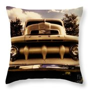 The Rizzo Effect Three  Throw Pillow