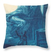The Roman Studio (l'atelier De Rome) Throw Pillow