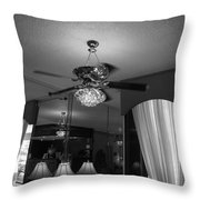 The Room With Many Views Throw Pillow
