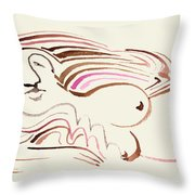 the Roost Throw Pillow