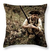 The Scout2 Throw Pillow