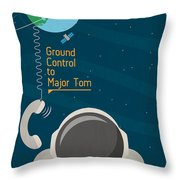 The Secret Life Of Walter Mitty Throw Pillow