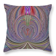 The Secrets Beyond Throw Pillow
