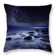 The Sense Of Existence Throw Pillow