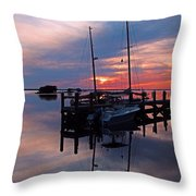 The Seventh Hope Throw Pillow