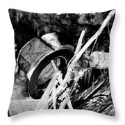 The Shaman's Hat Throw Pillow
