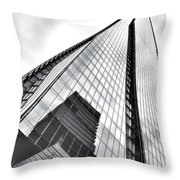 The Shard Building Throw Pillow