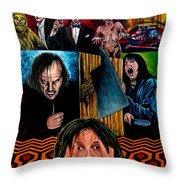 The Shining Throw Pillow