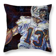 The Shotgun Throw Pillow