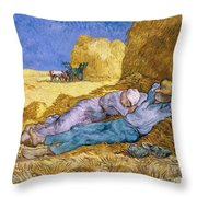 The Siesta Throw Pillow