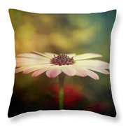 The Simple Beauty  Throw Pillow