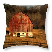 The Simple Life Throw Pillow