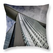 The Sky Park Throw Pillow
