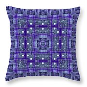 The Snow Queen Throw Pillow