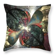 The Soft Touch Throw Pillow